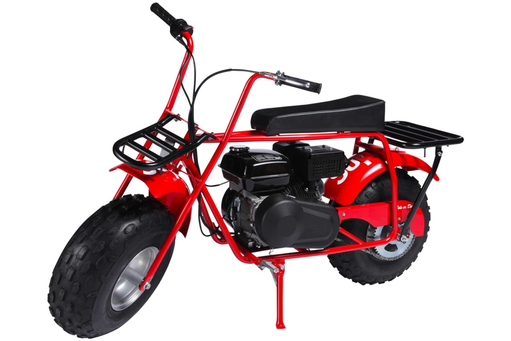 The Supreme/Coleman Minibike retailed for $1000