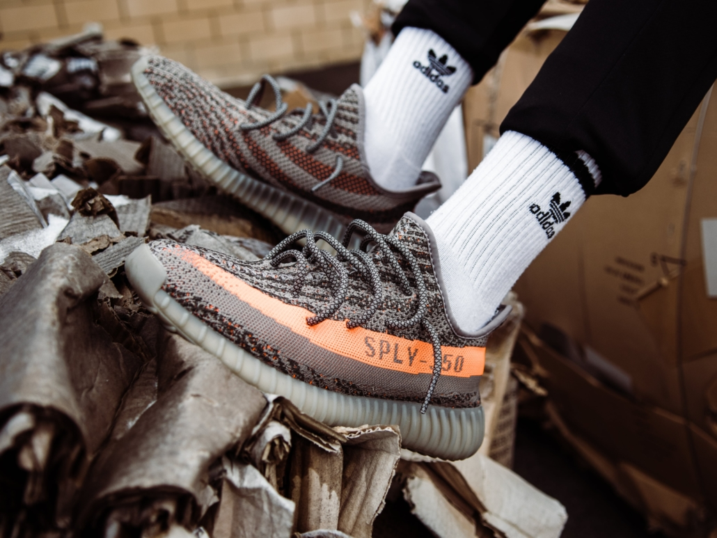 Invest your profit back into sneakers or Supreme