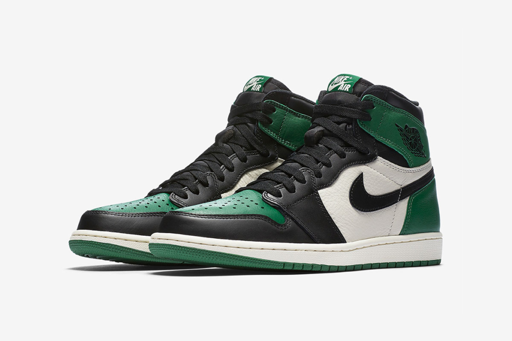 Air Jordan 1's always sell out instantly
