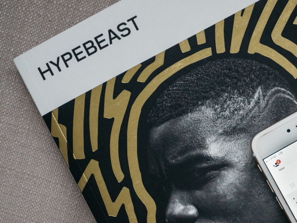 Find out what a hypebeast is