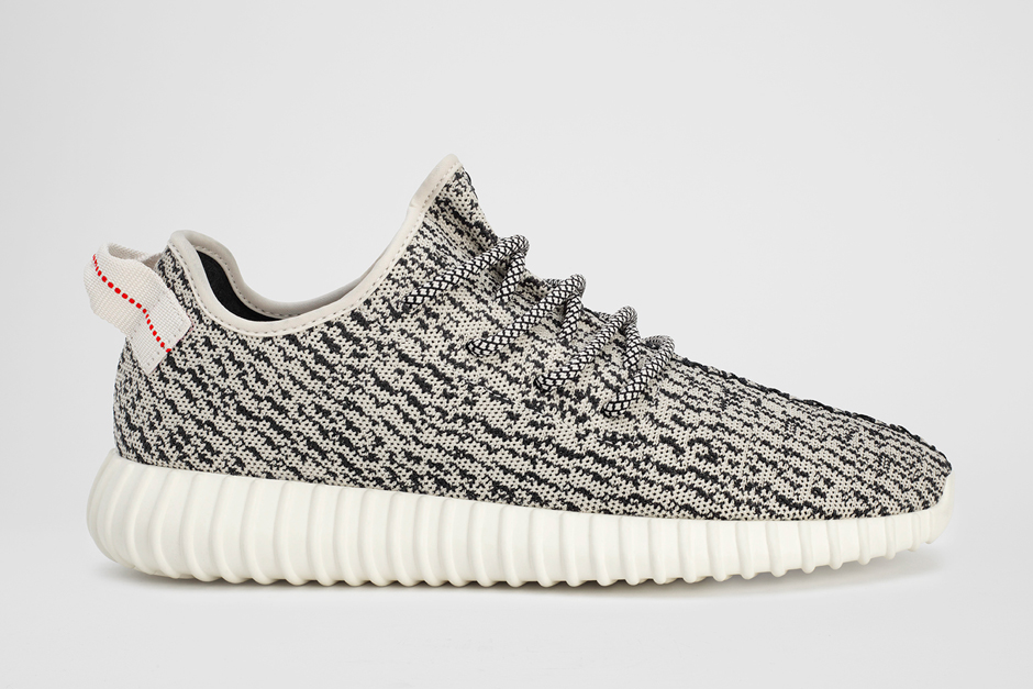 Yeezy 'Turtle Dove' was the first 350 released