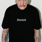 Director Larry Clark for Supreme® and Swarovski®